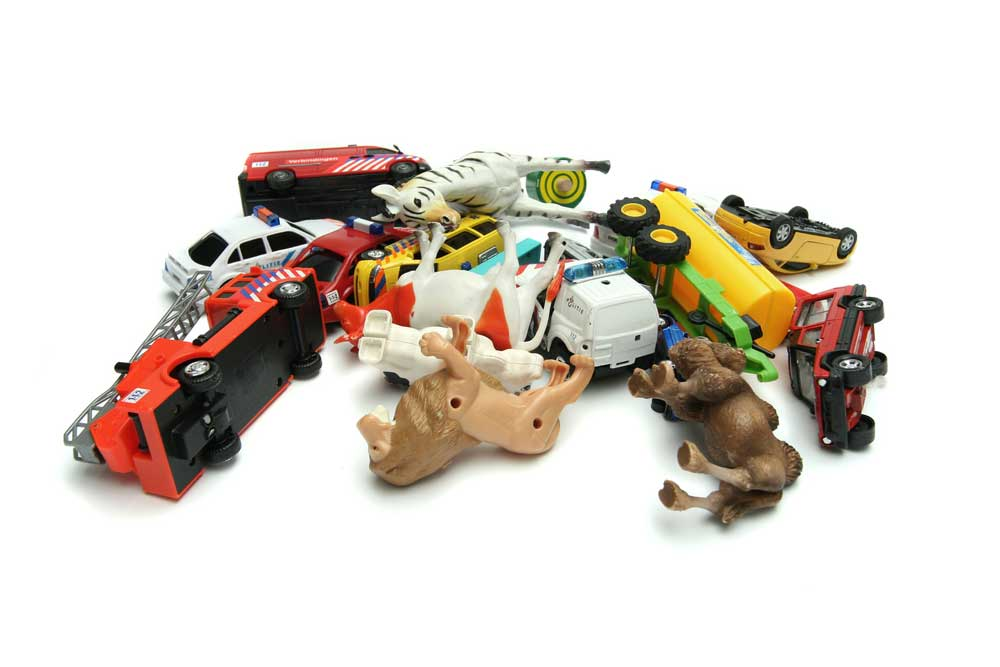 Toys that may contain lead