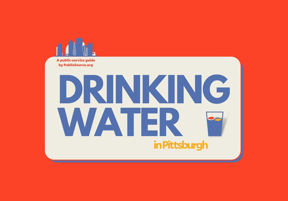 Drinking Water in Pittsburgh